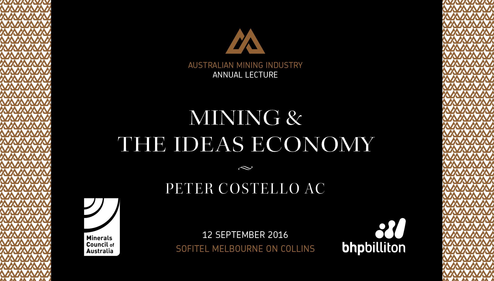 Costello Lecture_MMC Promo